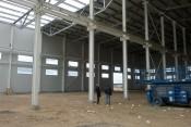 «JORIS IDE» осуществила поставку полнокомплектного здания
