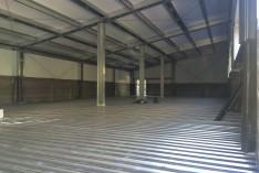 Строительство 2-х этажного магазина 29,5м*11,5м*6,7(h)м