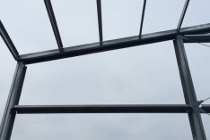 Строительство ангара 18м*36м