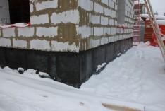 Строительство  2-х этажного дома